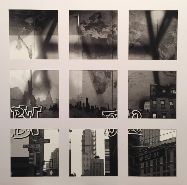 , 'Broadway,' 2017, Faur Zsofi Gallery