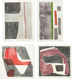 Four works: Untitled