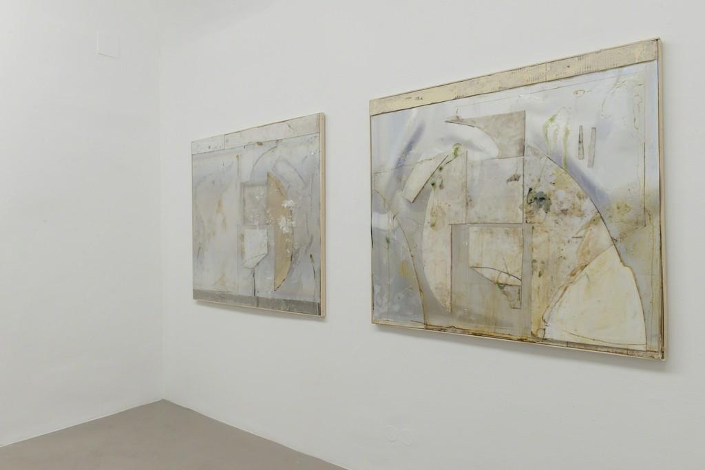 Zwillingsbilder, exhibition view, Charim Galerie Wien, 2017