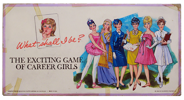 , 'Career Girls circa 1966,' , Clark Gallery