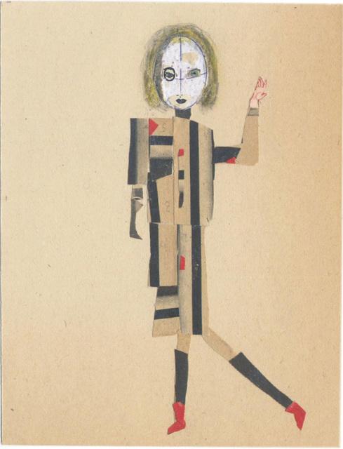 , 'Avant-Garde Girl,' 2014, Spotte Art