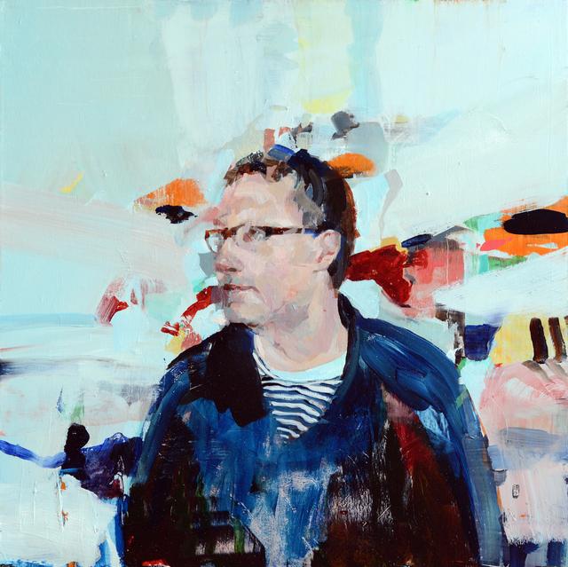 , 'Self Portrait,' 2017, Dolby Chadwick Gallery