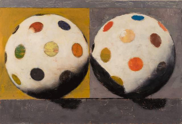 , 'Jones,' 2018, Caldwell Snyder Gallery
