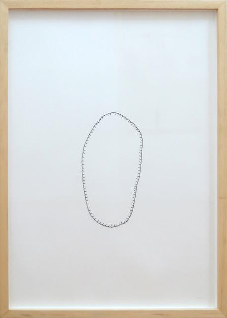 , 'Pesponto VI,' 2013, Caroline Pagès Gallery