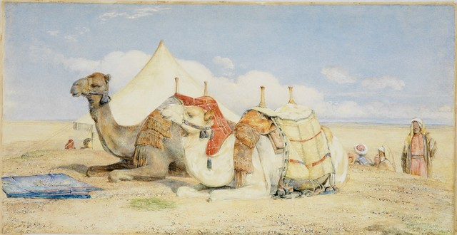 , 'Edfou, Upper Egypt,' 1859, The Fine Art Society