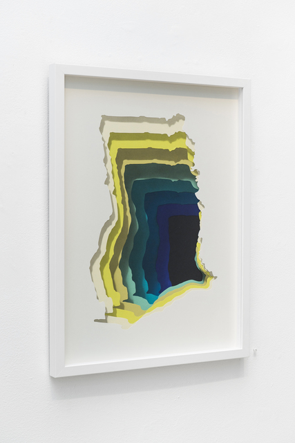 , 'Abyss_53,' 2015, Hashimoto Contemporary