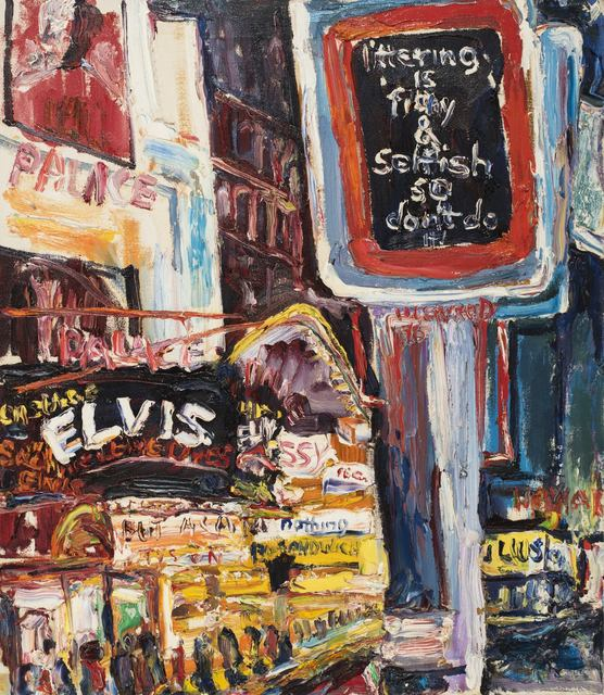 , 'Untitled (42nd Street),' ca. 1973, Allan Stone Projects