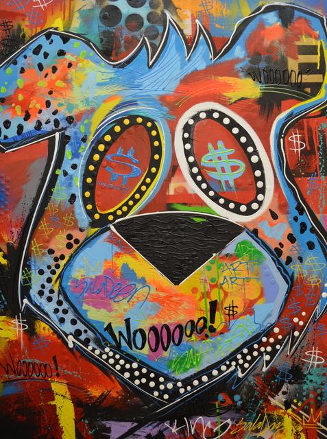 , 'Wooo Bear,' 2014, Peerless Arts