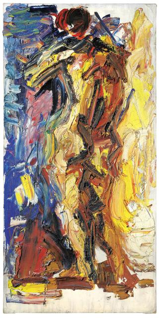 , 'Dancer,' 1972/73, Galerie Artziwna