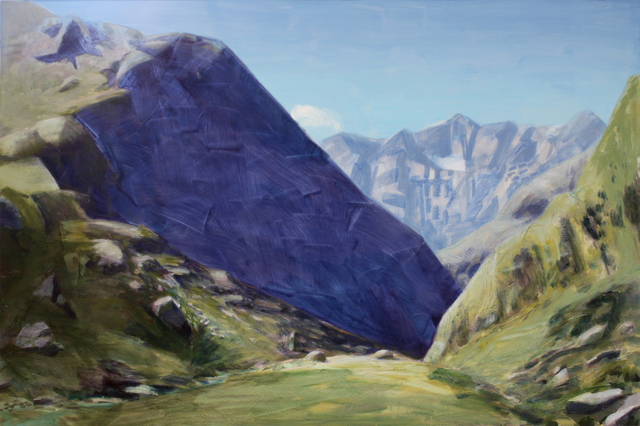 , 'March 7, 2012: Above Routeburn Falls, New Zealand,' , Gerald Peters Gallery Santa Fe