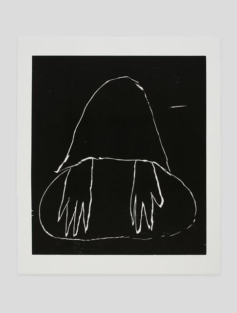 Andrea Büttner, 'Beggar', 2015, Friends Seminary Benefit Auction