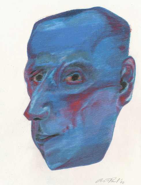 , 'Head Study 73,' 2000, CODA Gallery