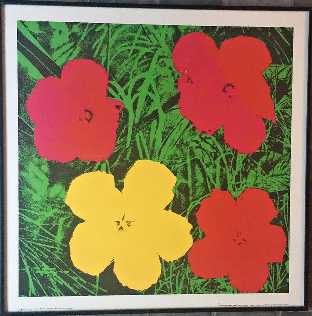 , 'Flowers,' 1964, Alpha 137 Gallery