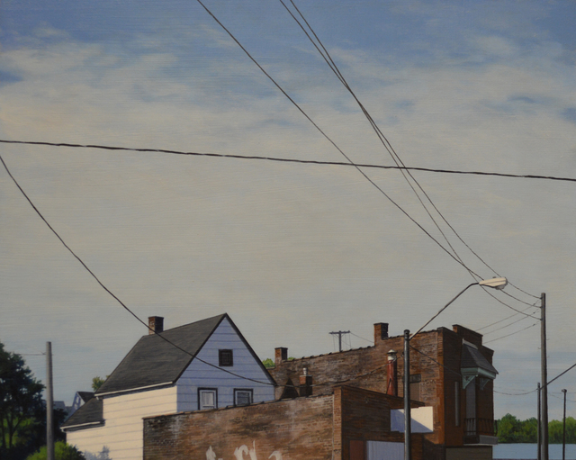 , 'Connected - Cleveland - St. Clair Trio,' 2016, The Bonfoey Gallery