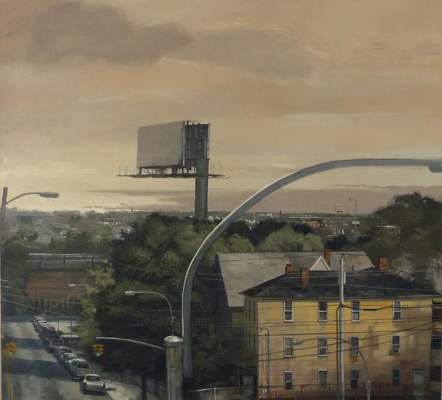 , 'Yellow House,' 2011, William Baczek Fine Arts