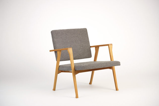 ", '""Luisa"" lounge chair,' ca. 1954, Casati Gallery"