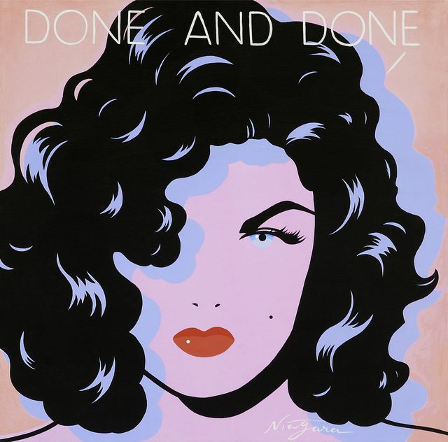 , 'Done and Done,' 2014, Jonathan LeVine Projects
