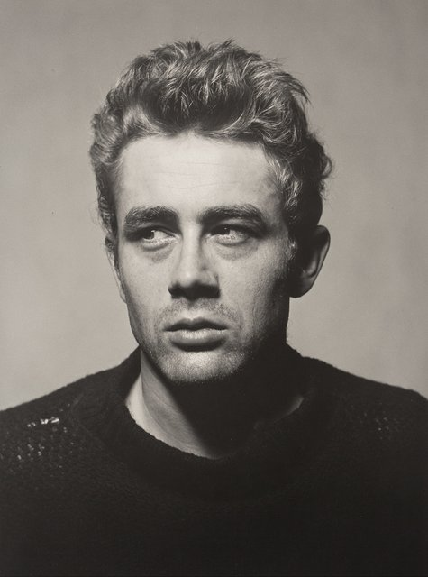 Roy Schatt, 'James Dean from the Torn Sweater Series', 1954-printed later, Heritage Auctions