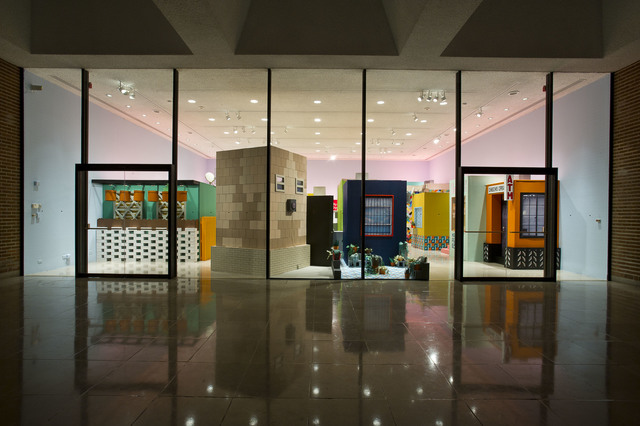 , 'Salon of Beauty,' 2011, Rice University Art Gallery