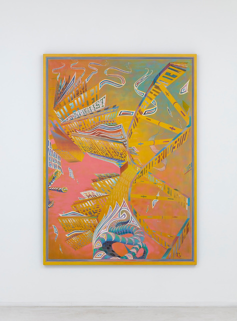 , 'Double Helix (in 2020),' 2015-2017, Galerie Perrotin