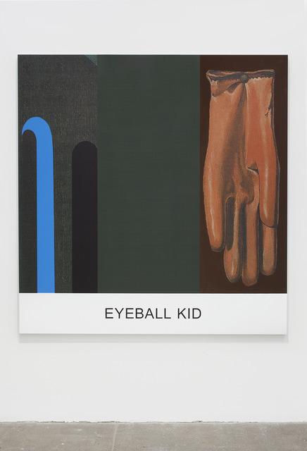 John Baldessari, 'Double Play: Eyeball Kid', 2012, Marian Goodman Gallery