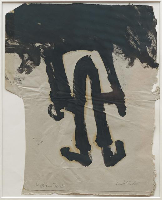 , 'Kopf im Fenster (Head in the Window),' ca. 2002, Galerie Herold