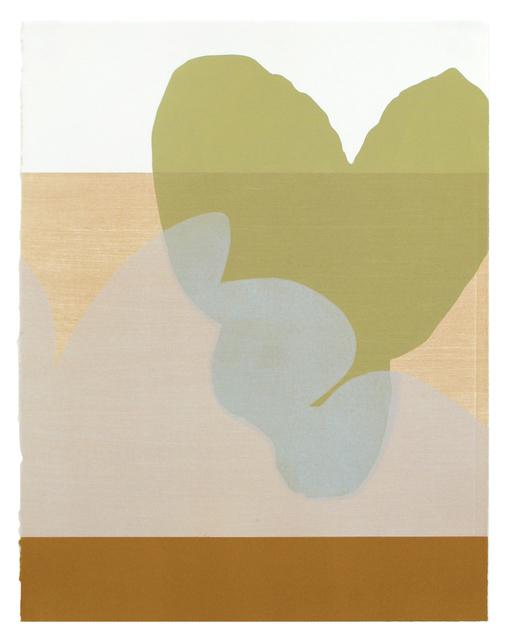 , 'somewhere over 1,' 2013, Pele Prints