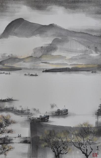 , 'Autumn  Mist 香江秋霧,' 2017, Our Gallery