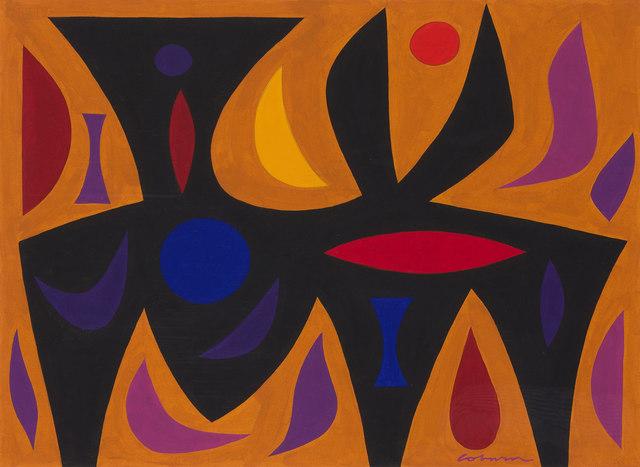 John Coburn, 'El Toro', 1971, Doyle