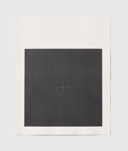 , 'Untitled Cut, O#5,' 1977, Bookstein Projects