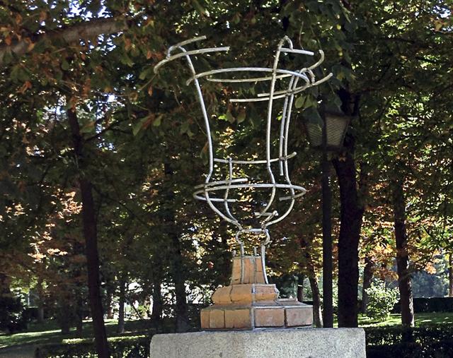 , 'Vase Tuileries VI,' 2014, Álvaro Alcázar