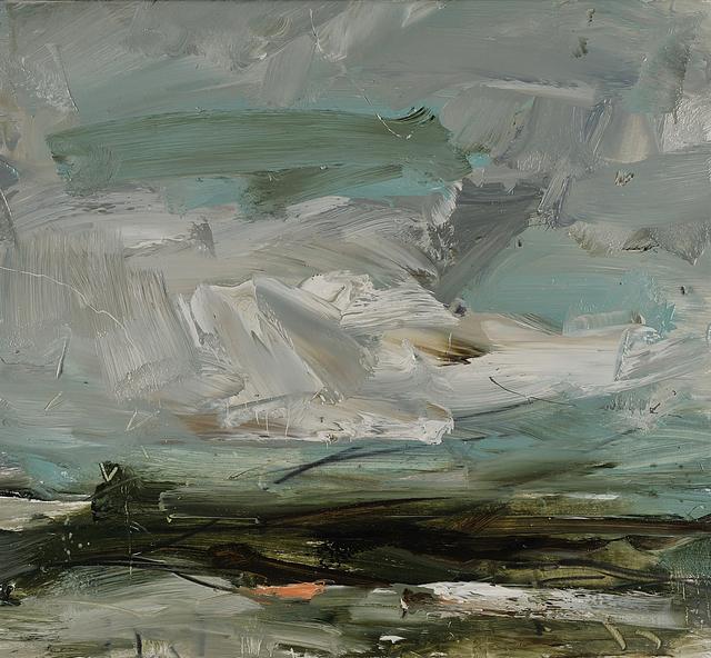 , 'Grey-green light, Hebirdes,' 2019, Cadogan Contemporary