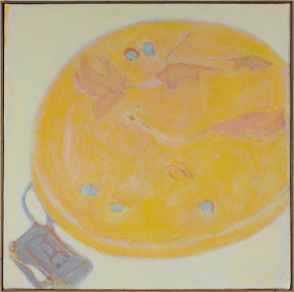 , 'Pete's Plate,' 1988, David Barnett Gallery