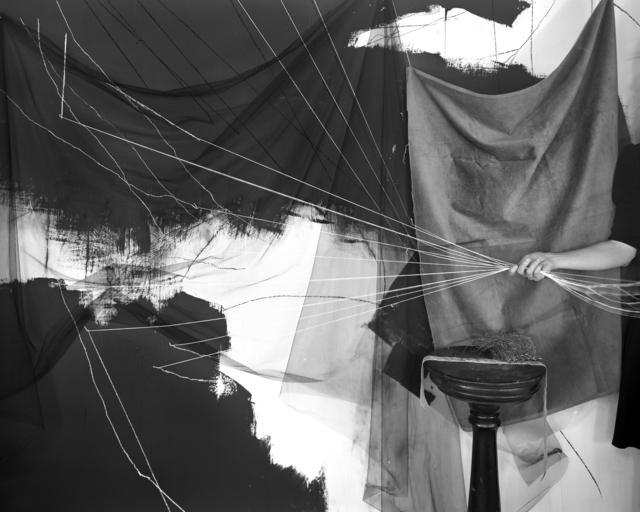, 'Drawn,' 2015, Benrubi Gallery
