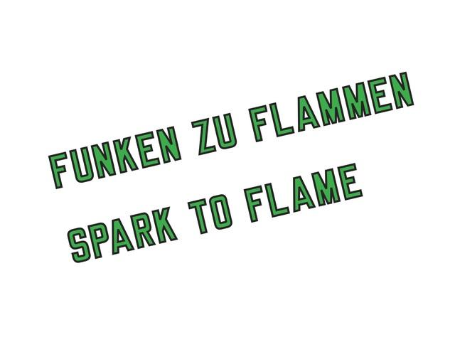 , 'SPARK TO FLAME (CAT.# 1157),' 2019, Galerie Hubert Winter