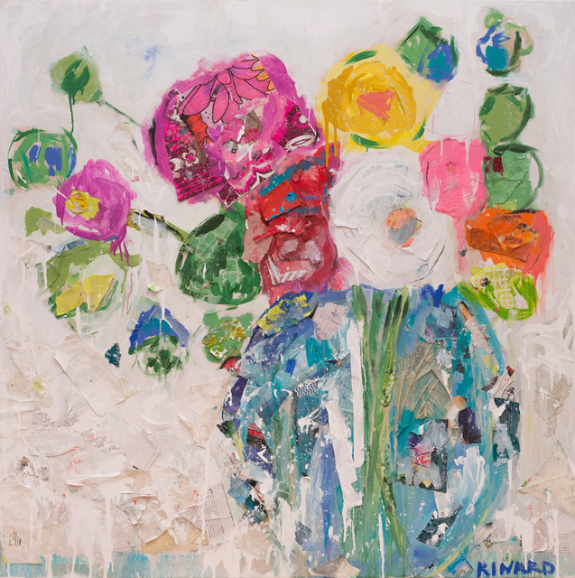 , 'Ocean Vase,' 2018, Shain Gallery