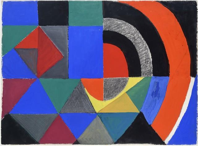 , 'Rythm Coulour,' 1965, Galerie Zlotowski