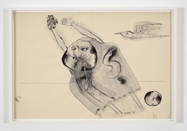 , 'By His Will, We Teach Birds How to Fly No.3,' 1969, Vigo Gallery