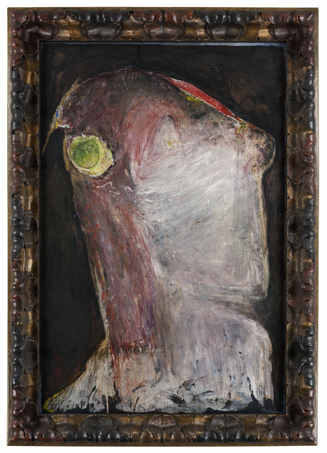 , 'Kopf,' 2015, Sardac