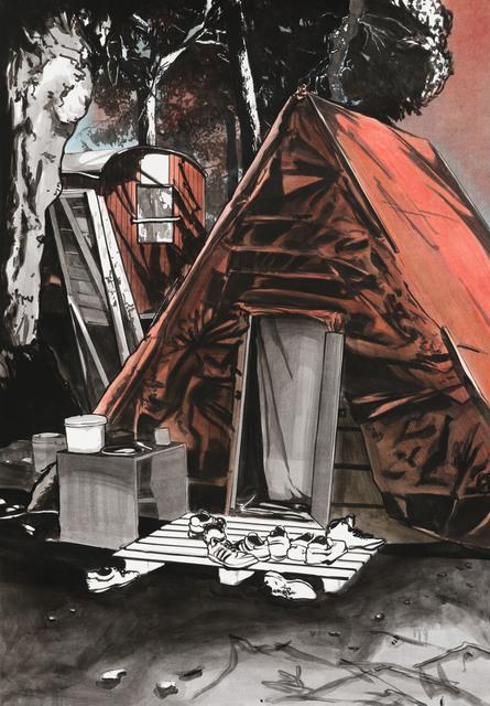 , 'Camp,' 2015, Galerie Kleindienst