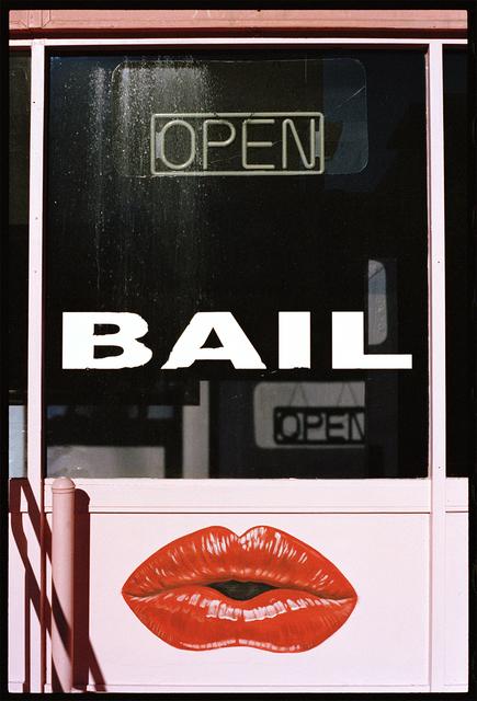 , 'Bail,' 2017, David Hill Gallery