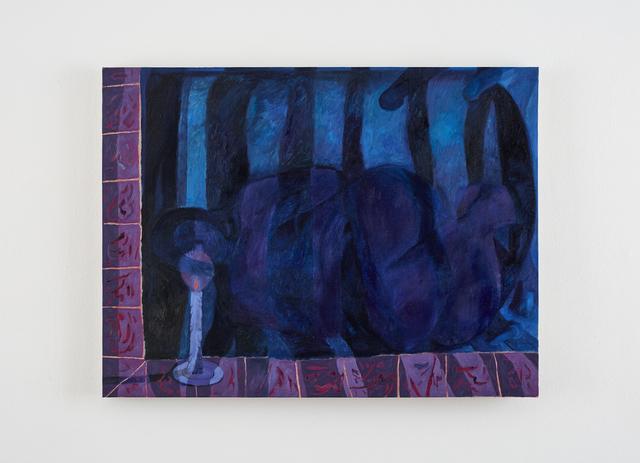 , 'Anna in the tub,' 2016, Klowden Mann