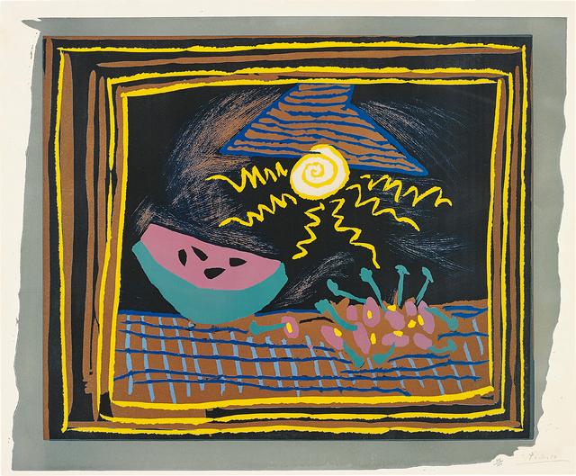 Pablo Picasso, 'Nature morte à la pastèque (Still Life with Watermelon)', 1962, Phillips