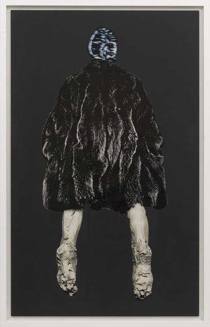 , 'Montage 3,' 2019, Galerie Forsblom