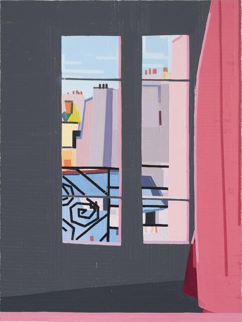 , 'Window,' 2019, Derouillon
