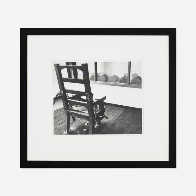 Andy Warhol, 'Untitled (Electric Chair)', Rago/Wright