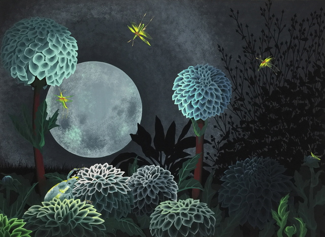 , 'A Moonlight Night,' , Ronin Gallery