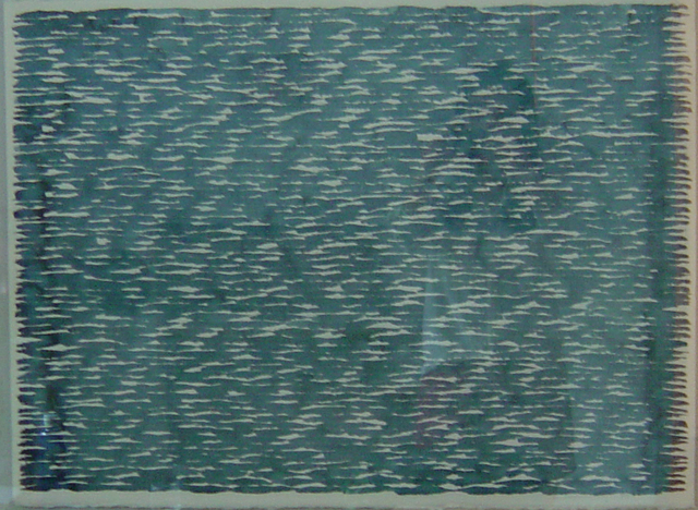, 'From a Line,' 1979, Moin Gallery