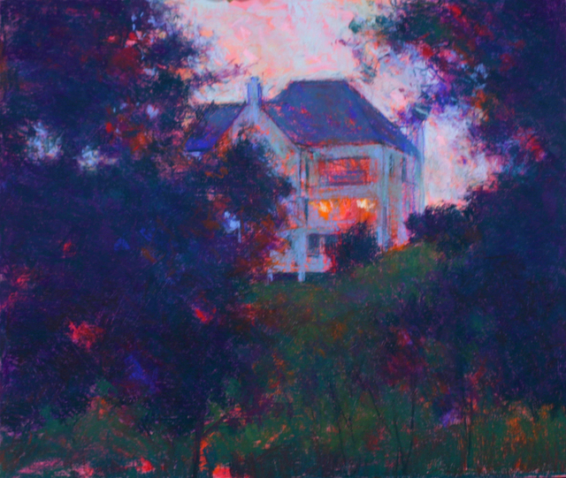 Doug Dawson, 'Light on the Hill', 2019, Ventana Fine Art