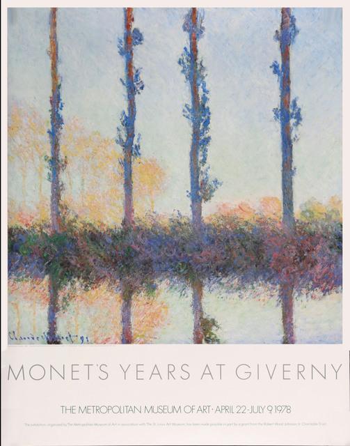 Claude Monet 185 Artworks Bio Shows On Artsy